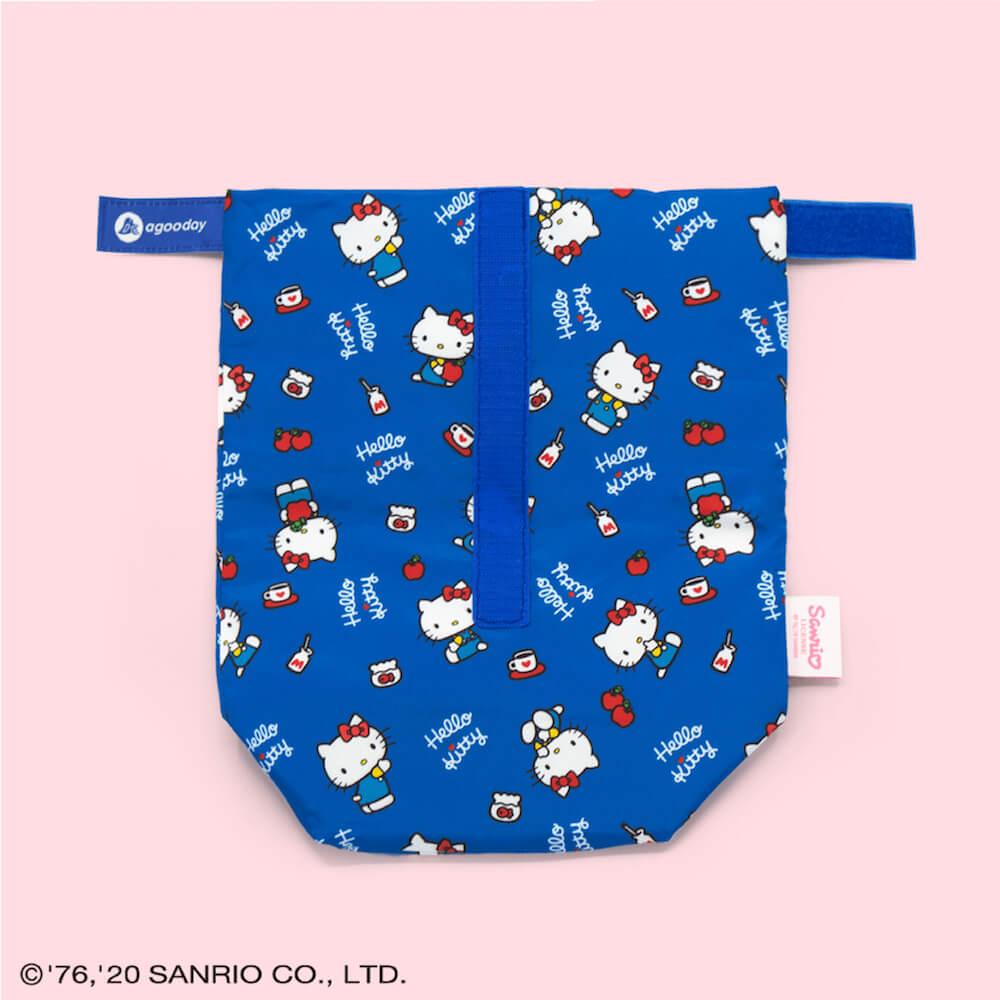 好日子|Pockeat環保食物袋(大食袋)Hello Kitty聯名款 - 喜歡的事