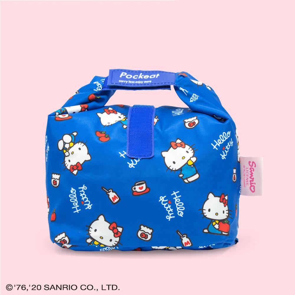 好日子|Pockeat環保食物袋(小食袋) Hello Kitty聯名款 - 喜歡的事