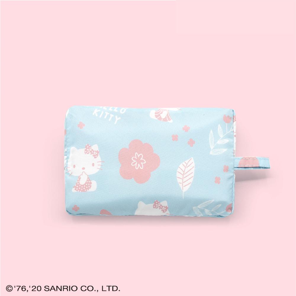 好日子|Pockeat環保食物袋(小食袋) Hello Kitty聯名款 - 花草好日子