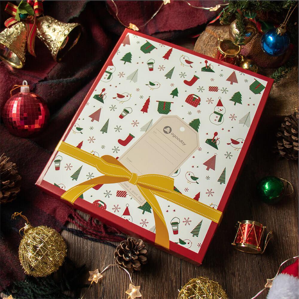 好日子|聖誕禮盒 - 馬來貘聯名款