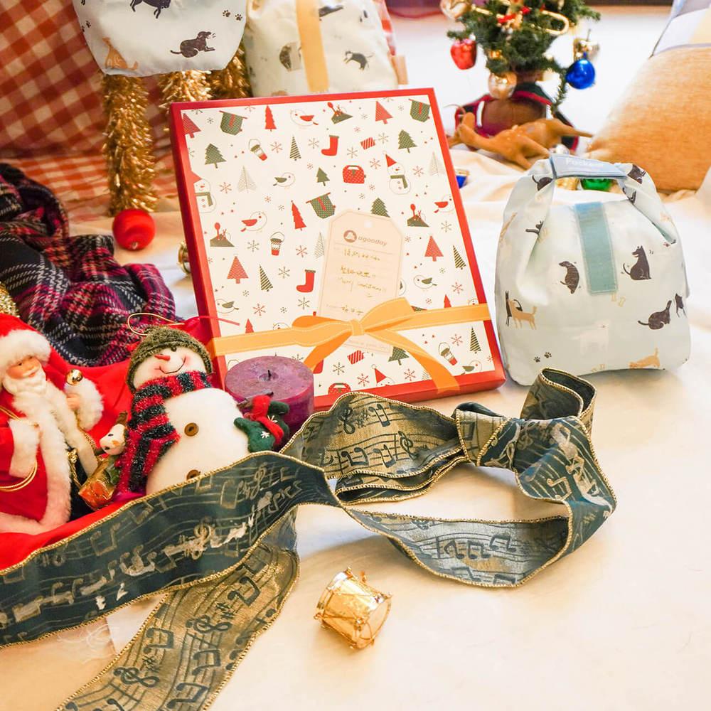 好日子 聖誕禮盒 - 浪浪好朋友公益聯名款