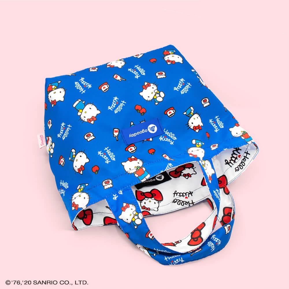 好日子|再生小提袋- Hello Kitty聯名款 - 凱蒂的日常