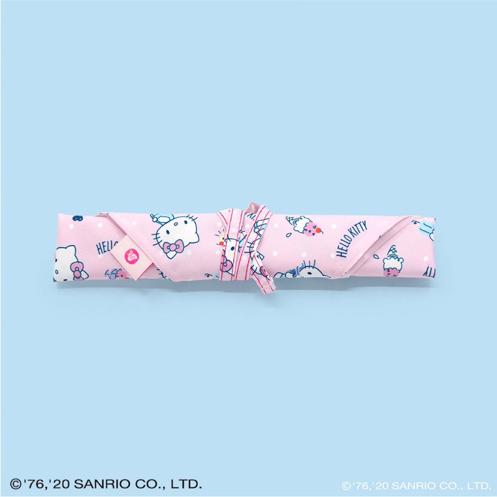 好日子|餐具套-Hello Kitty聯名款 - 甜點派對