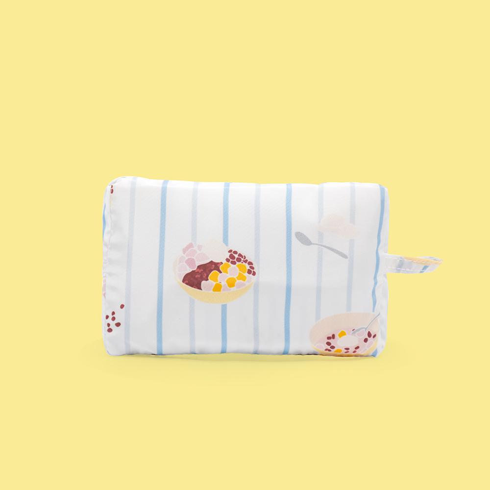 好日子 Pockeat環保食物袋(大食袋)芋圓冰