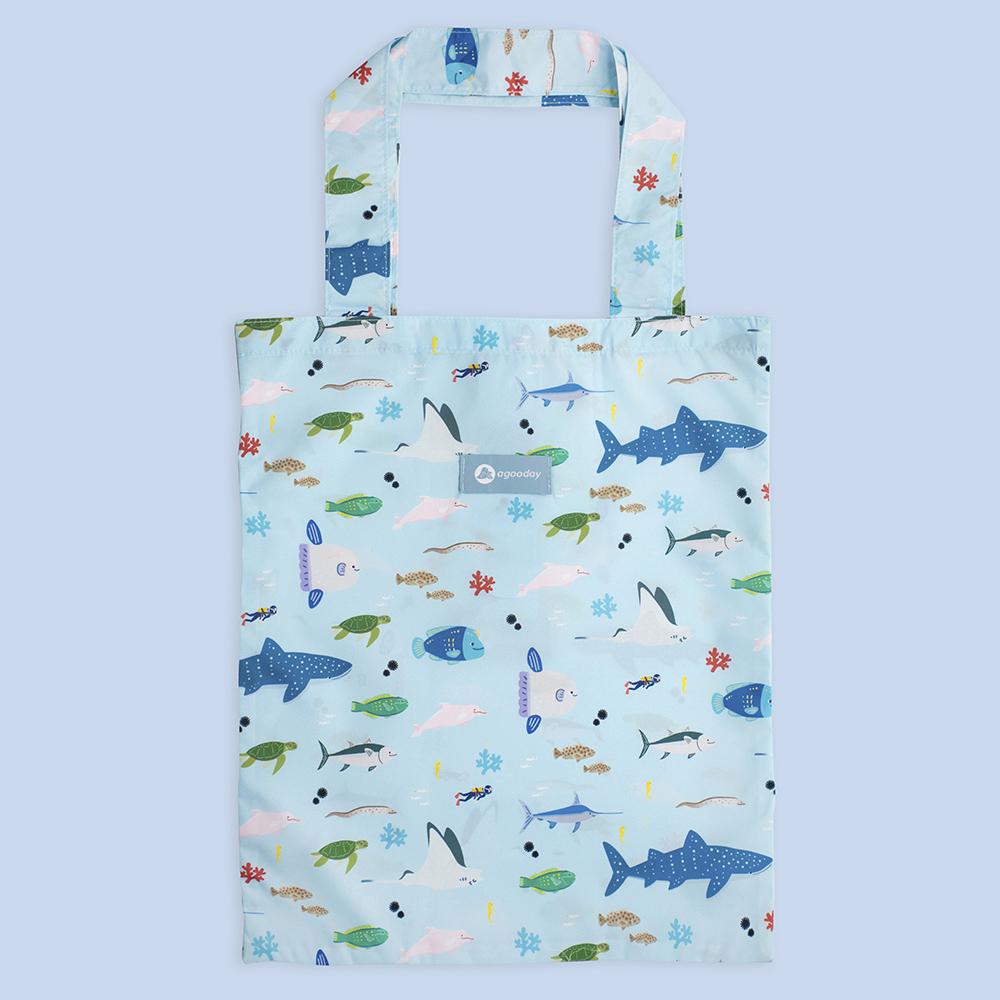 好日子 再生購物袋- 我不是海鮮