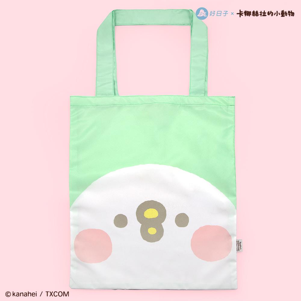 好日子 再生購物袋- 卡娜赫拉的小動物聯名款 - P助