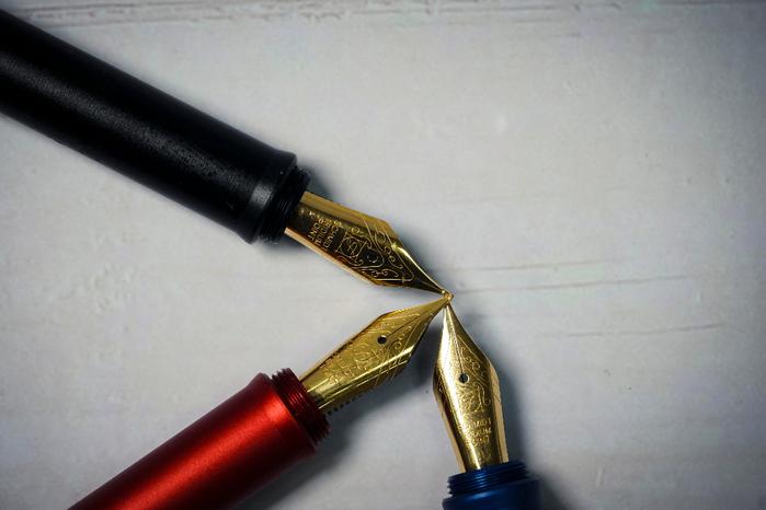 森作所 森系列鋼筆一式二代(紅色)