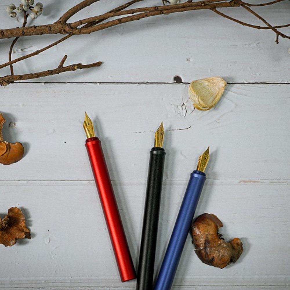 森作所 森系列鋼筆一式二代(藍色)
