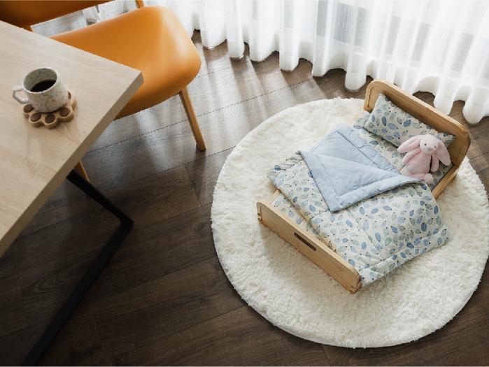 【拍拍】原木寵物床/M