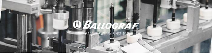 經典設計 Ballograf 瑞典筆 Rondo Soft 75731 橘亮 自動鉛筆 0.7