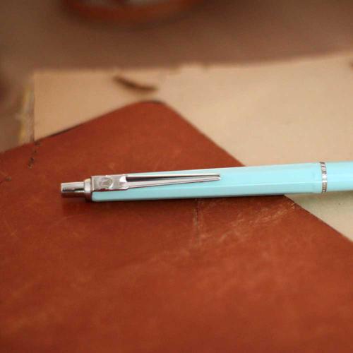 Ballograf|瑞典筆 Epoca P 薄荷綠10343 禮盒 原子筆