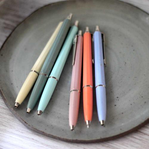 Ballograf|瑞典筆 Epoca P 橄欖綠10307 禮盒 原子筆