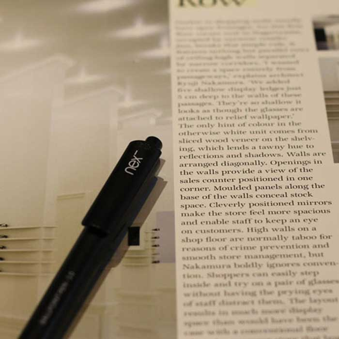 PREMEC|NEX GEL PEN 膠墨筆 水藍 藍 黑 三入組