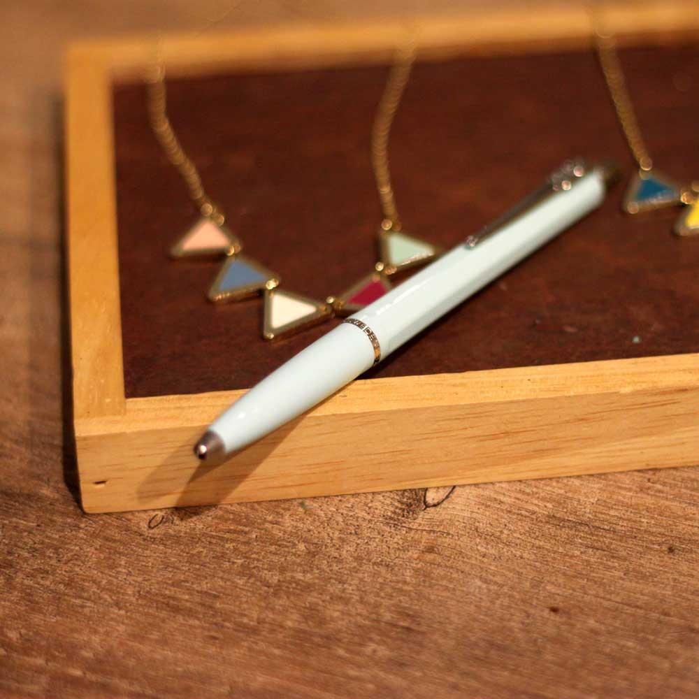 Ballograf|瑞典筆 Epoca P 梢粉紫10308 禮盒 原子筆