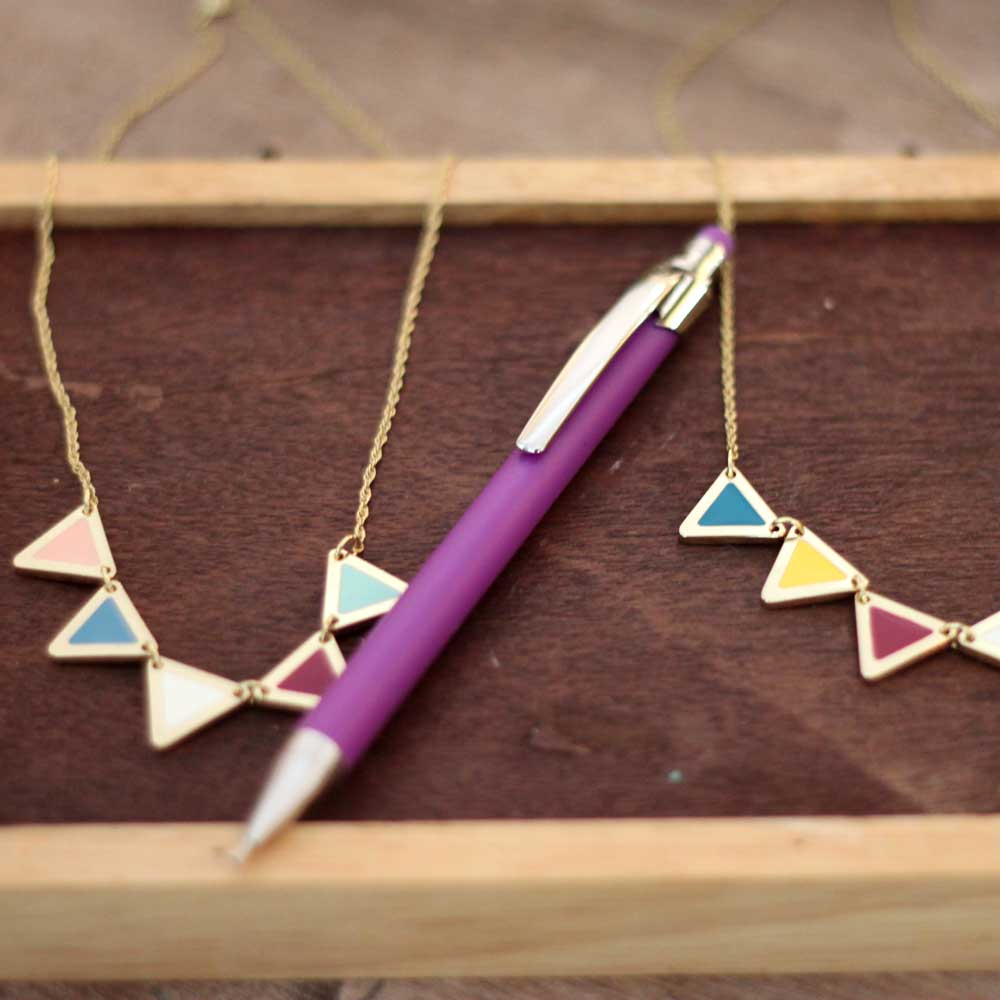 Ballograf|瑞典筆 Rondo Soft真紫 75740  dark purple 自動鉛筆 0.7