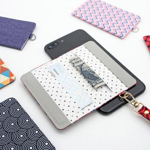 ekax│手機背貼卡片夾