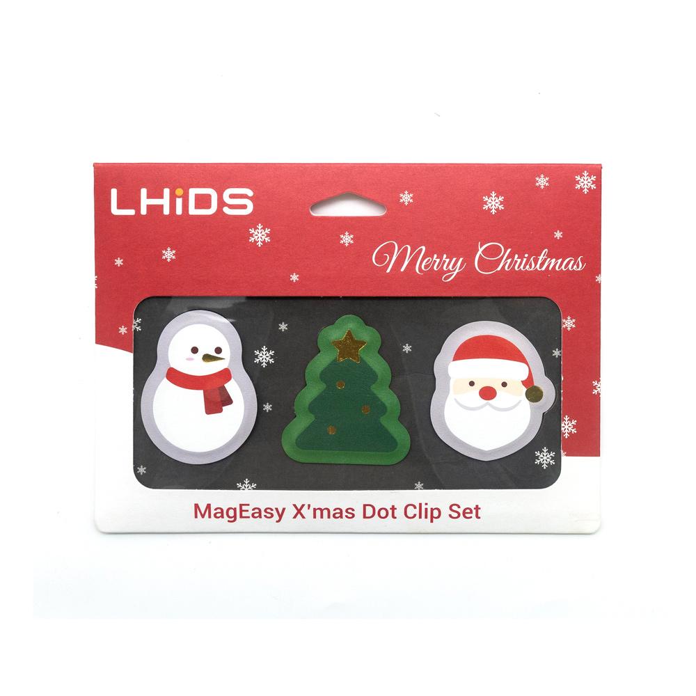 LHiDS|MagEasy 聖誕磁鐵組