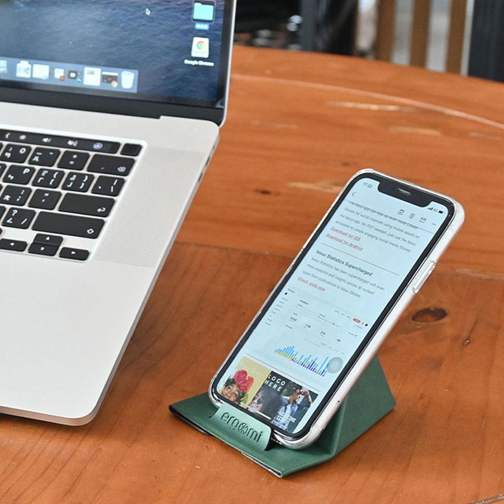 ergomi|Meta Stand 筆電支架+手機支架組(多色任選)