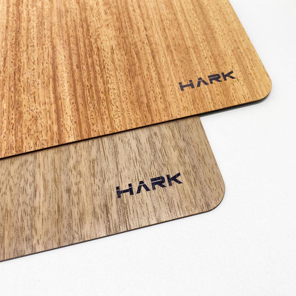 HARK Wooden 手作原木鼠墊  (HMP-13)