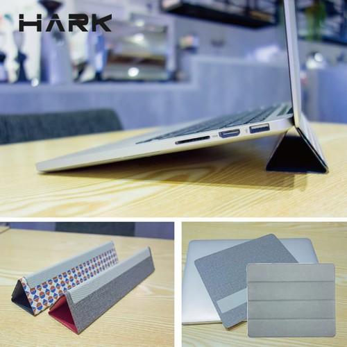 HARK|金字塔通用型超輕薄攜帶式筆記型電腦支架