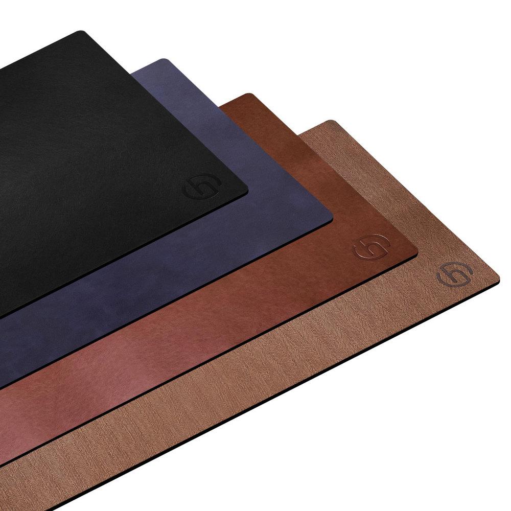 HARK 經典皮革辦公室桌墊/滑鼠墊 (HMP-8040)