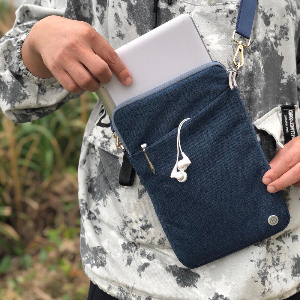HARK|10.5吋輕巧收納側背包