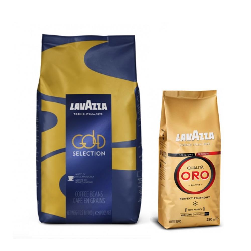 義大利 LAVAZZA GOLD SELECTION 咖啡豆 (1000g)