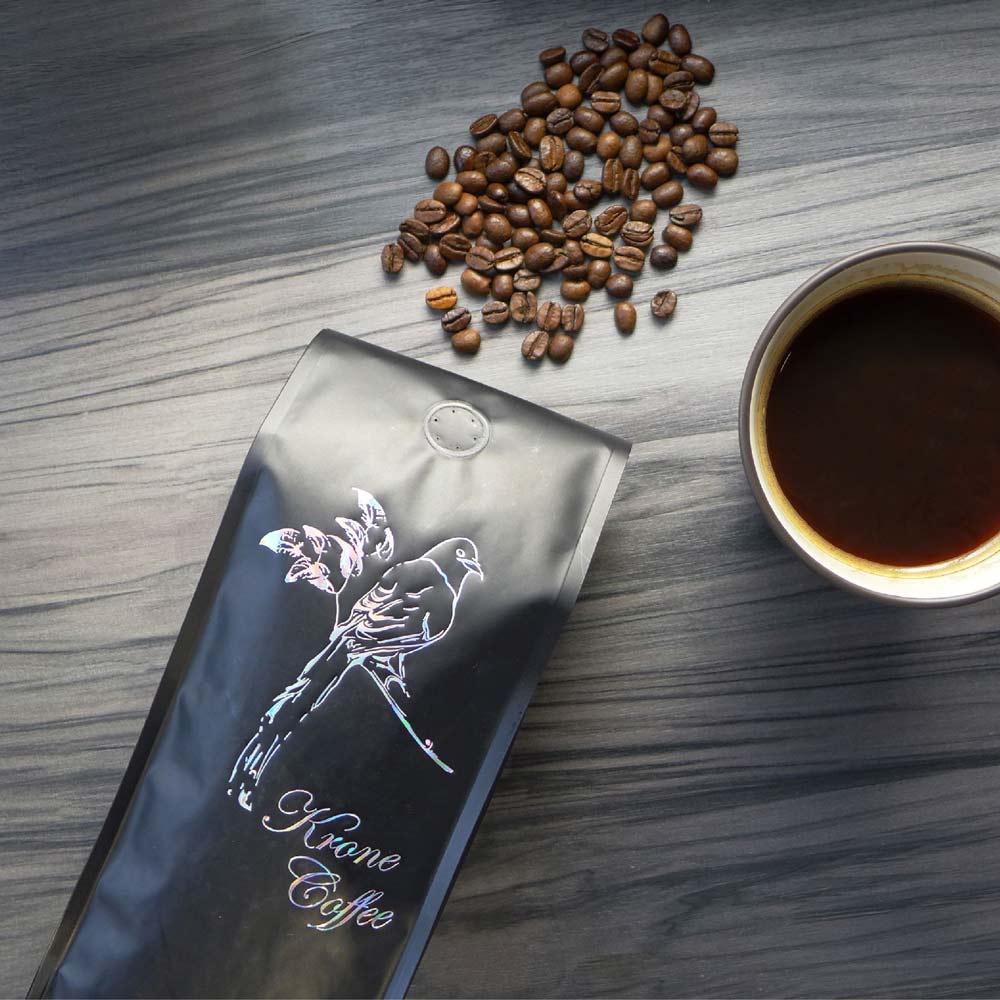 Krone皇雀|城市經典咖啡豆(454g/一磅x2包)