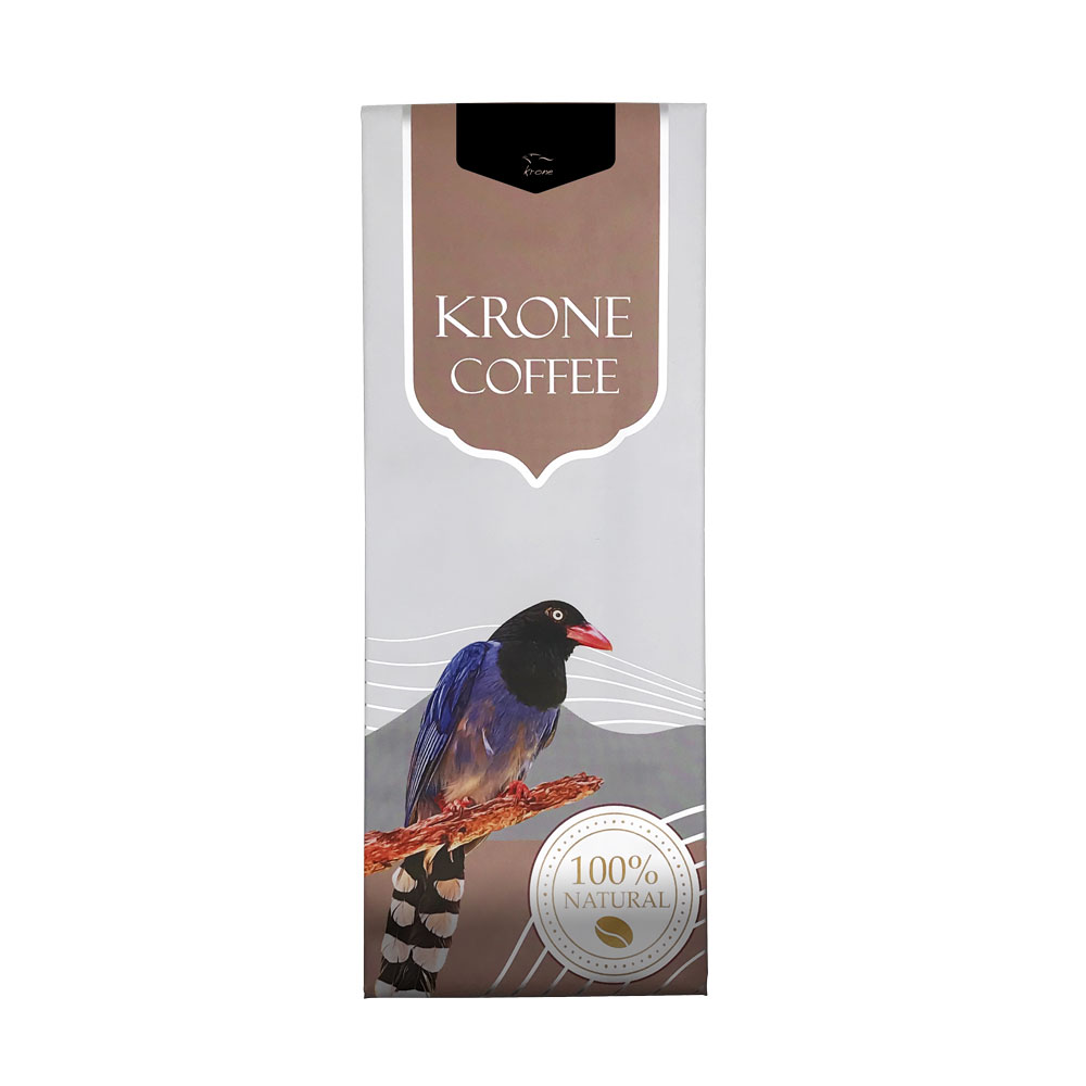 Krone皇雀 台灣精品-泰武產區咖啡豆(227g/半磅)