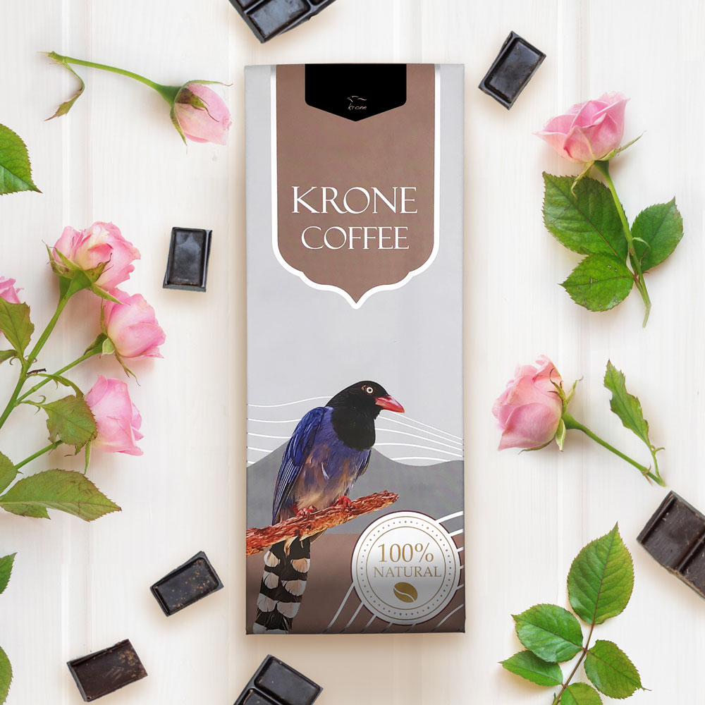 Krone皇雀 瓜地馬拉-安提瓜 花神咖啡豆(227g/半磅)