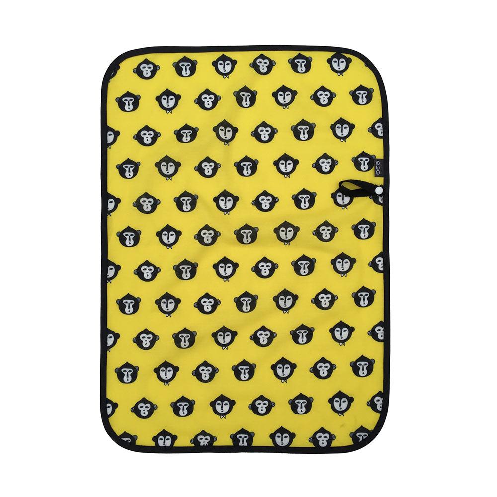 OGG|甜甜馬戲團萬用防水墊 (Monut 猴子蒙納)