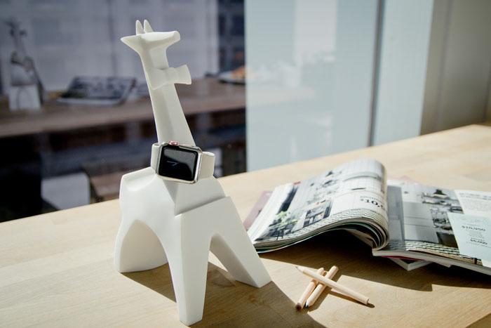 (複製)CHU,AN Design|大非洲系列-《可愛犀牛添歡笑》犀牛造型立體石雕眼鏡架/手機座