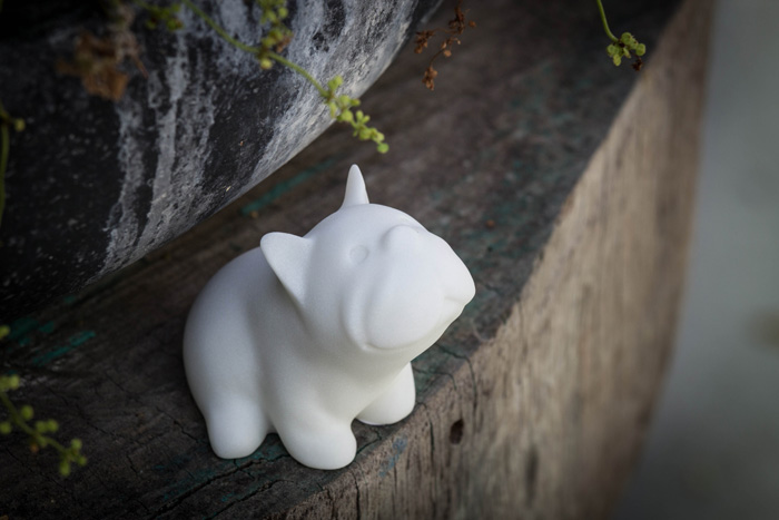 (複製)CHU,AN Design| 貼心拉不拉多-狗狗造型石雕擺飾/紙鎮