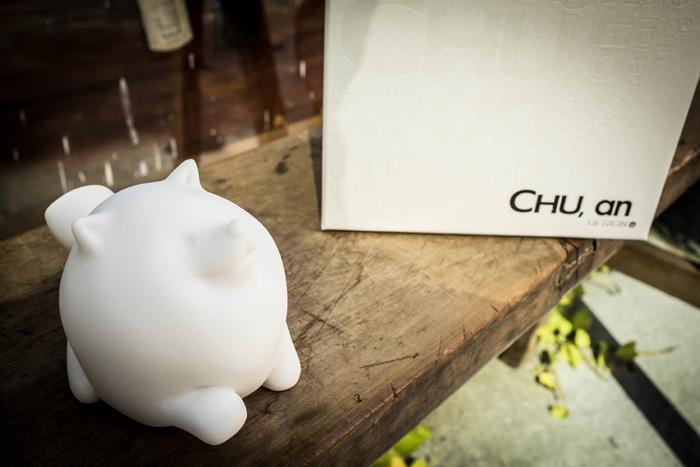 (複製)CHU,AN Design| 沉穩柴犬-狗狗造型石雕擺飾/紙鎮