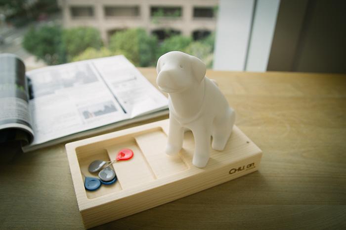 (複製)CHU,AN Design| 顧家鬥牛犬-狗狗造型石雕擺飾/紙鎮