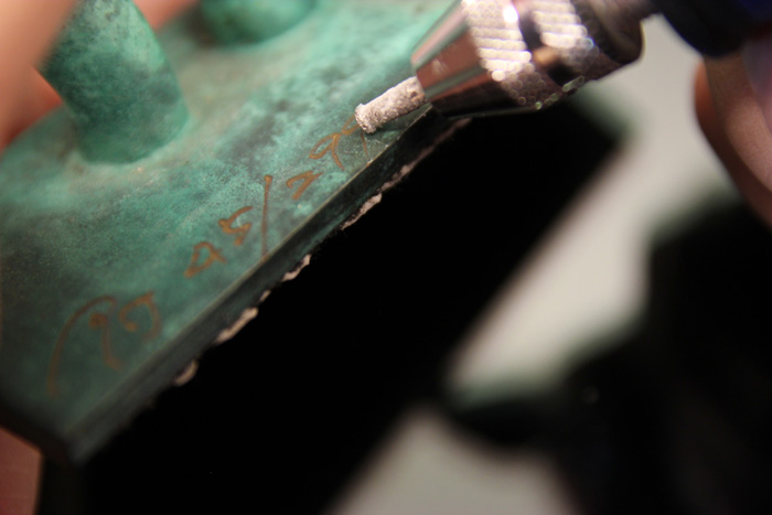 筌美術Gallery Chuan | 青銅時期系列_《卓越非凡》馬造型銅雕