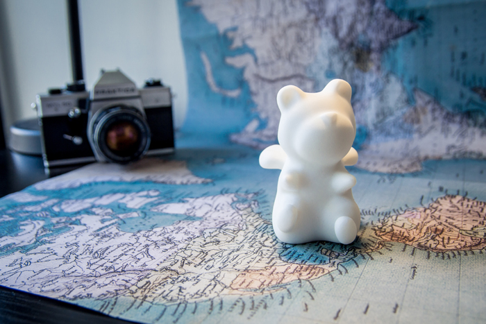 (複製)CHU,AN Design| 想飛系列-《飛來美滿》小飛豬造型石雕擺飾/紙鎮
