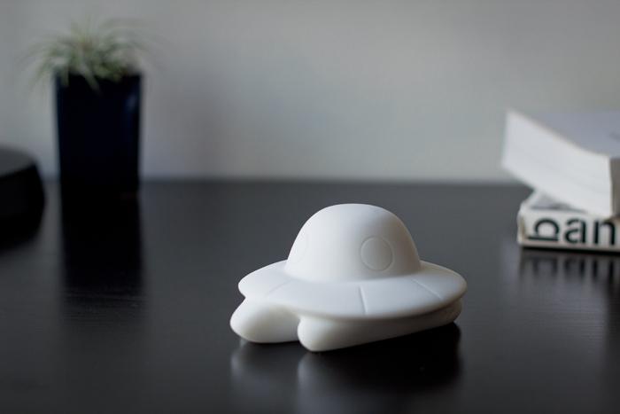 (複製)CHU,AN Design| 想飛系列-《飛行逐夢》小飛鼠造型石雕擺飾/紙鎮