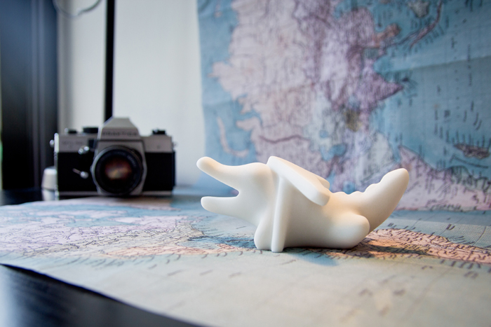 (複製)CHU,AN Design| 想飛系列-《飛越遠方》烏龜造型石雕擺飾/紙鎮