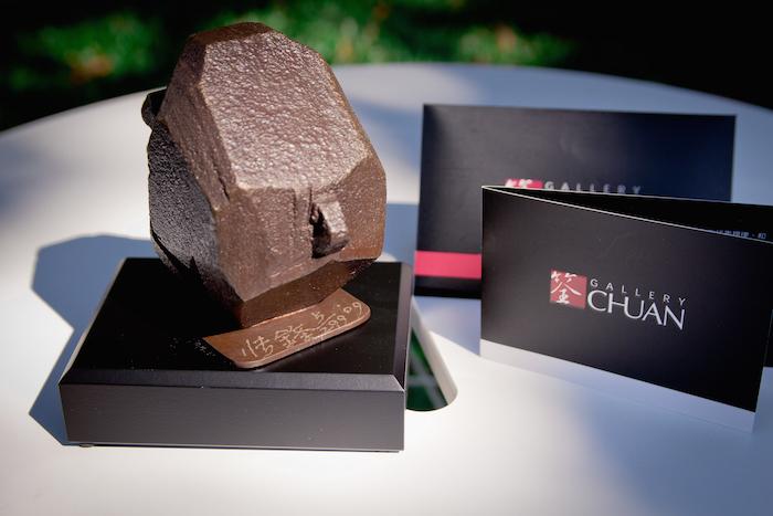 筌美術Gallery Chuan | 八方系列_《鼠.頂尖》鼠造型銅雕