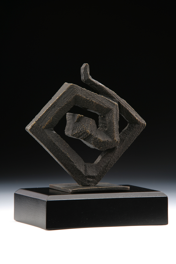 (複製)筌美術Gallery Chuan | 八方系列_《龍.鴻運 》龍造型銅雕