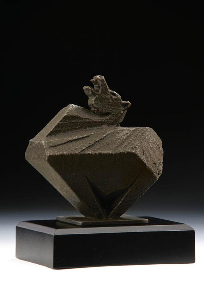 (複製)筌美術Gallery Chuan | 八方系列_《蛇.順遂 》蛇造型銅雕
