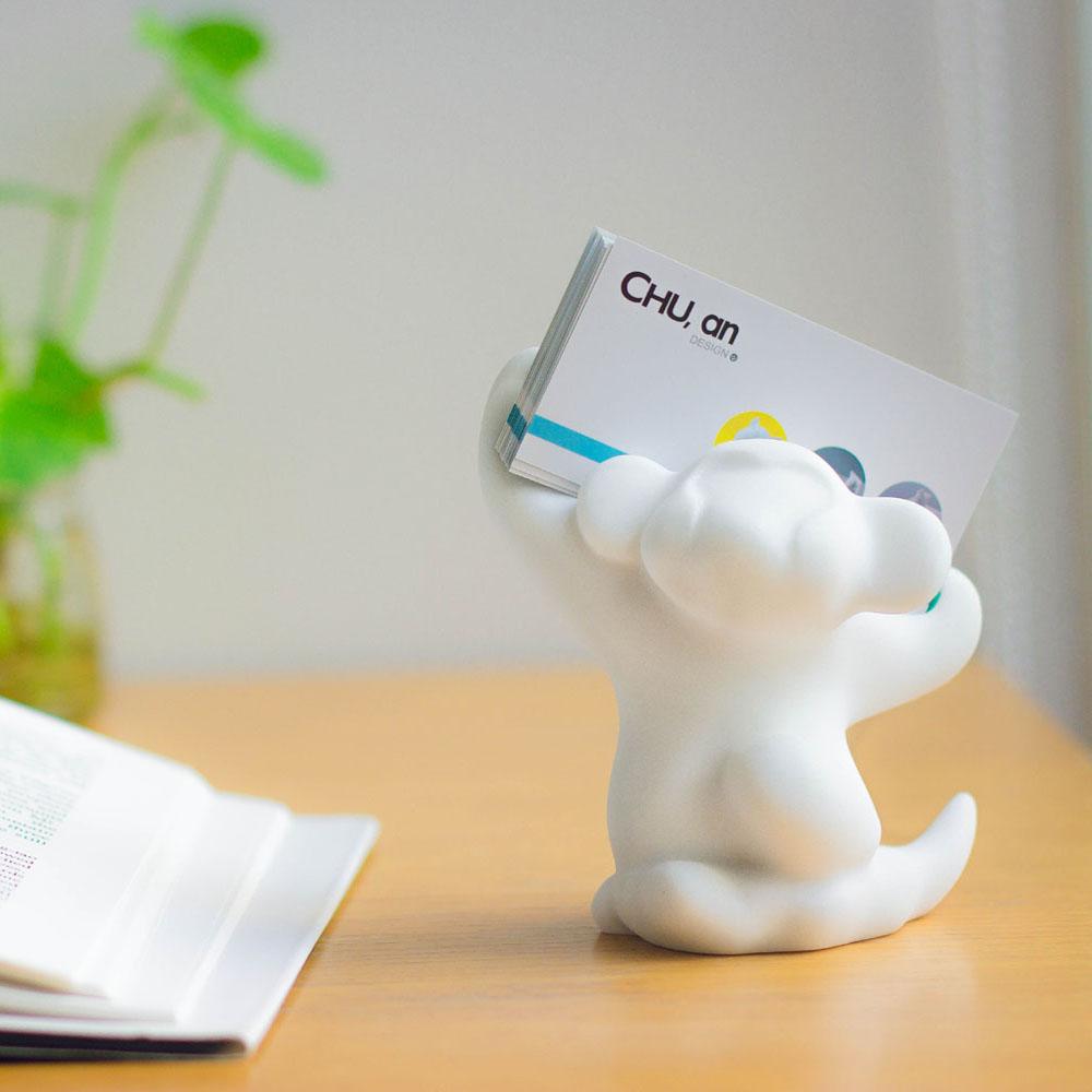 CHU,AN Design|七十二變 悟空系列-《心堅定.勝利猴》立體石雕筆座 / 試管花器