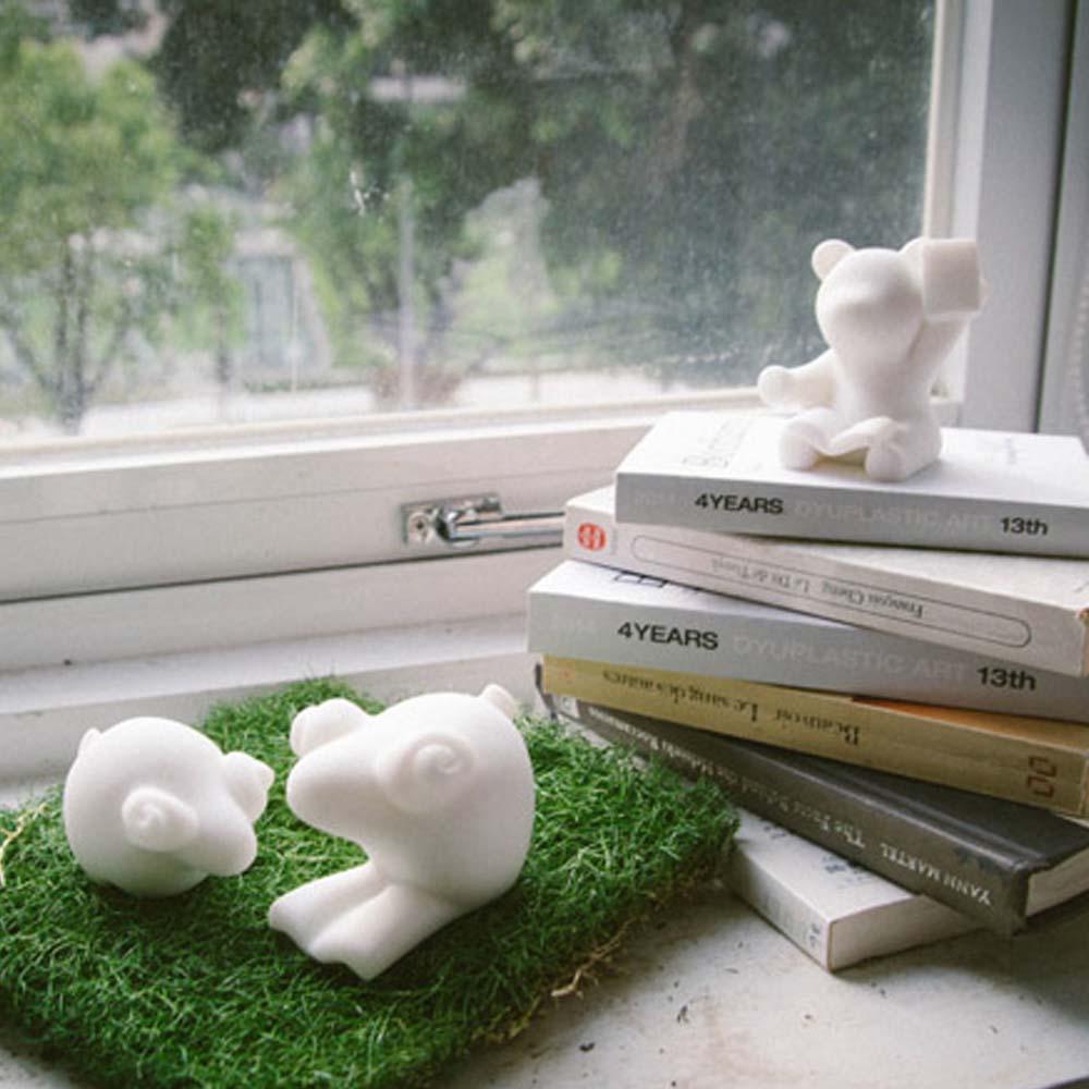 CHU,AN Design|堅持-綿羊造型立體石雕紙鎮