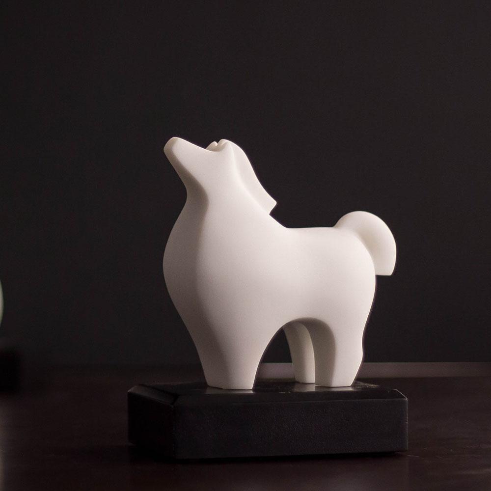 CHU,AN Design| 超越馬-十二生肖造型石雕紙鎮