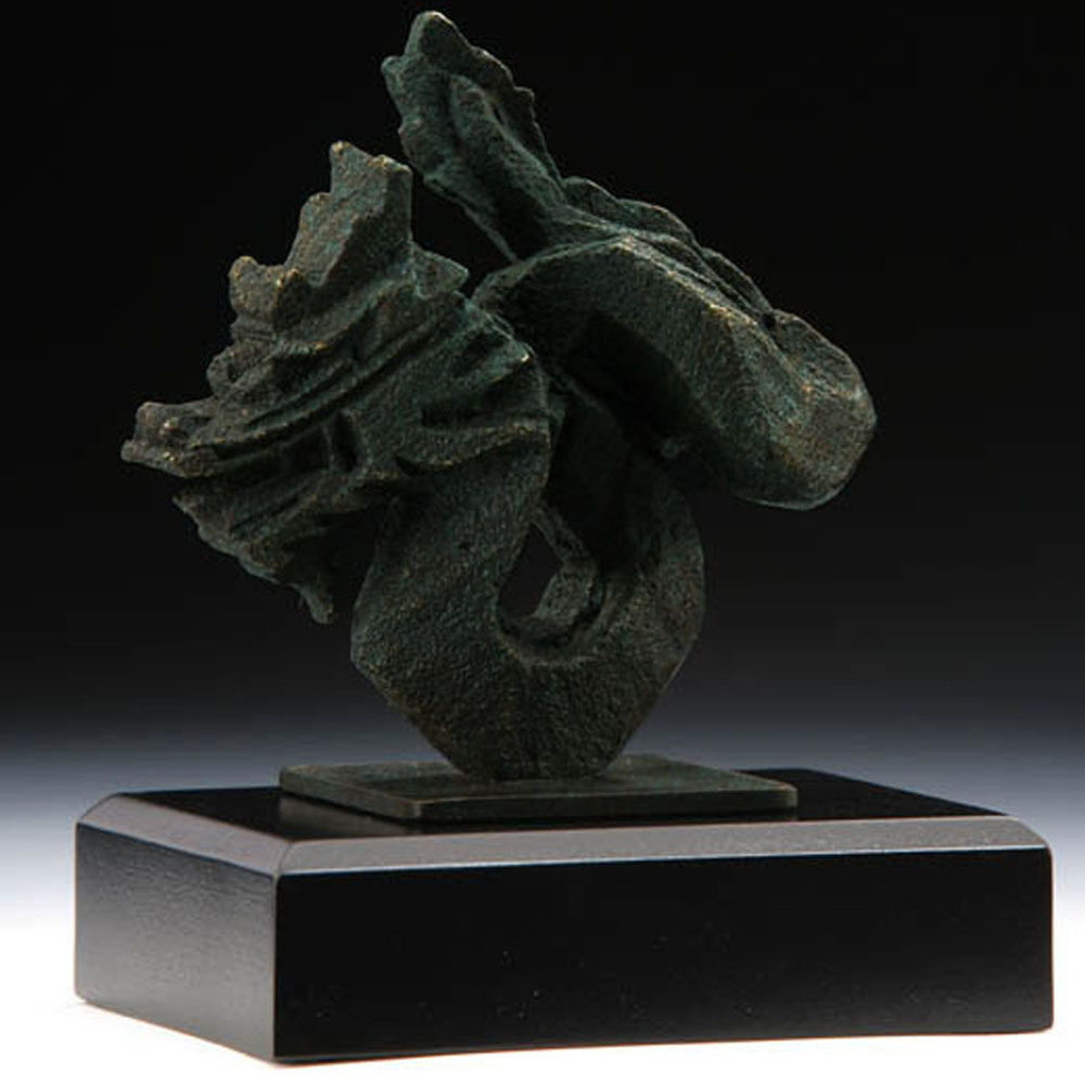 筌美術Gallery Chuan | 八方系列_《龍.鴻運 》銅雕