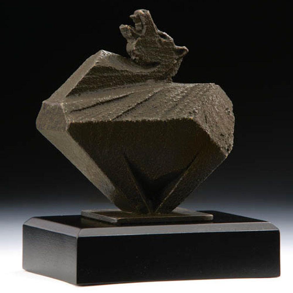 筌美術Gallery Chuan | 八方系列_《馬.勝利 》銅雕
