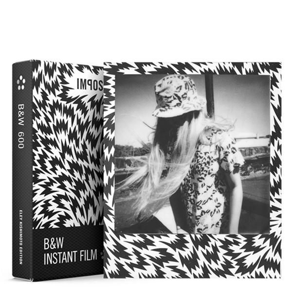 (複製)IMPOSSIBLE | B&W 新款粉紅黑框底片FOR 600