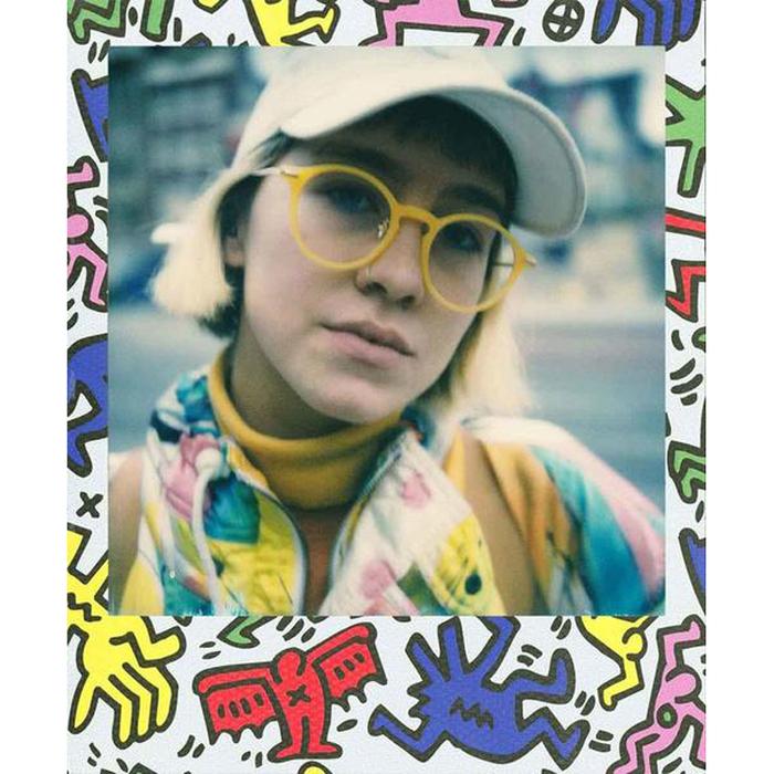 IMPOSSIBLE 新款彩色凱斯哈林聯名限量底片 FOR 600 (公司貨)