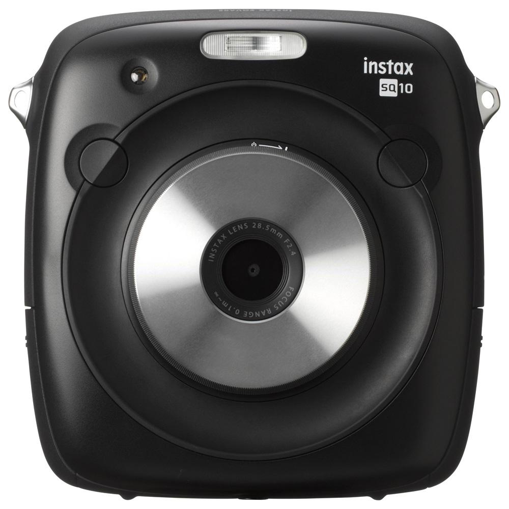富士 | instax SQUARE SQ10混合式數位馬上看相機+專用底片組(公司貨)